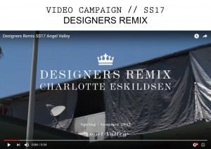 Designers Remix Headline