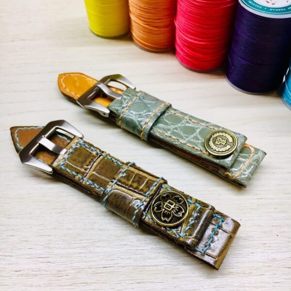 47Ronin Watch Straps in Ugly Fat Magazine